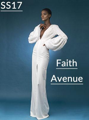 Kenny Adelaja SS17 Faith Avenue